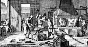 Blacksmith 17th century