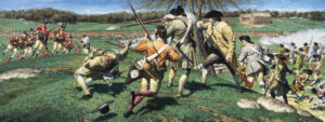 patriots-flanked-by-british-at-battle-of-lexington-concord